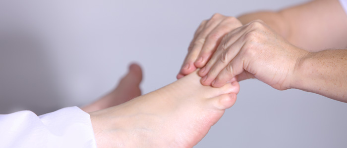 reflexology, feet massage